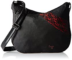 Baggit Women's Handbag (Black) (2060336)