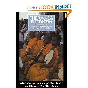Theravada Buddhism - Richard Gombrich