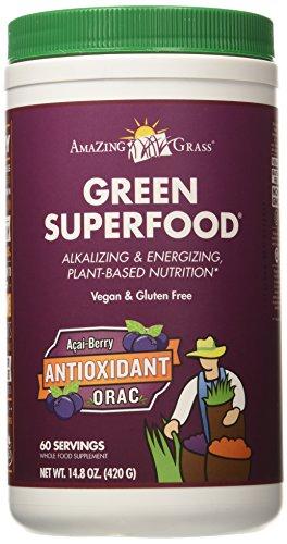 强抗氧化,Amazing Grass 有机养生食品 420g图片