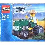 LEGO City: Tracteur Jeu De Construction 4899 (Dans Un Sac)