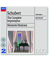 Schubert : Impromptus - Moments musicaux (Coffret 2 CD)