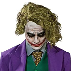 Batman Dark Knight The Joker Child Wig from Rubies
