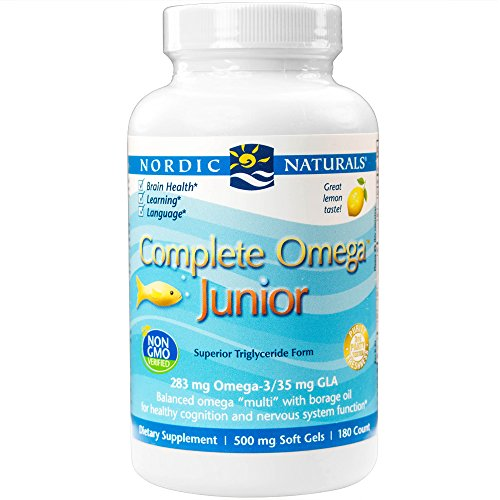 Top best 5 fish oil kids nordic naturals for sale 2016 for Fish oil for sale