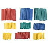 260pcs 8Size Assortment Heat Shrink Tubing Sleeving Wrap Wire Cable Kit
