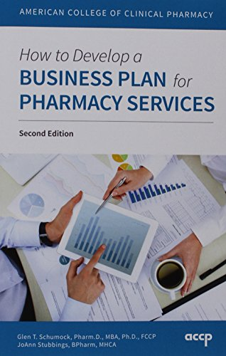 Business Plan Pharmacy