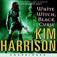 White Witch, Black Curse: The Hollows, Book 7 (       UNABRIDGED) by Kim Harrison Narrated by Marguerite Gavin