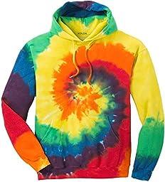 Joe\'s USA Hoodies - Tie-Dye Hooded Sweatshirts. In Sizes S-5XL