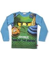 Lego Wear - T-Shirt Sportswear - Coupe Droite - Fantaisie - Coton - Garçon