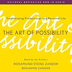 The Art of Possibility Audiobook