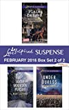 Love Inspired Suspense February 2016 - Box Set 2 of 2: Plain Danger\Rocky Mountain Pursuit\Under Duress (Military Investigations)