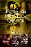 Heart of a Vampire (Book Bundle, Books 1-3)