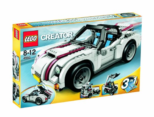 LEGO Creator 4993: Cool Convertible