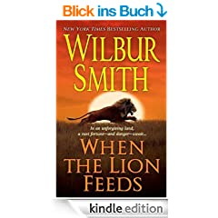 When the Lion Feeds (Courtney Family Adventures)