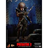 City Hunter Predator Predators 2 Movie Masterpeice Sixth Scale Hot Toys Figure