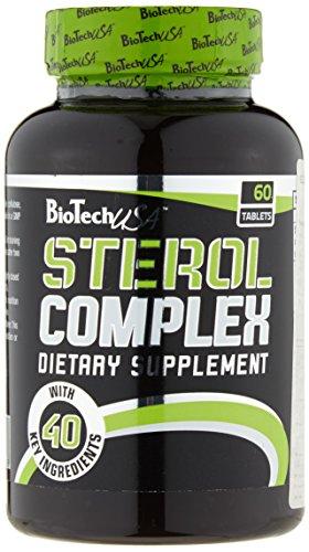 biotech-usa-sterol-complex-60-tabletten-1er-pack-1-x-156-g