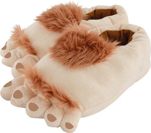 Lo Hobbit pantofole - piedi halfling (in M (38/40), (41/43) L, XL (44/46)