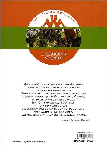 Libro il giardino segreto di frances h burnett - Il giardino segreto libro pdf ...