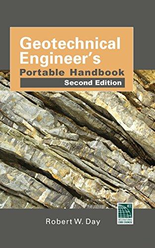 Geotechnical Engineers Portable Handbook, Second Edition (Foundation Engineering Handbook compare prices)