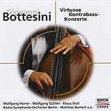 Virtuose Kontrabaß-Konzerte