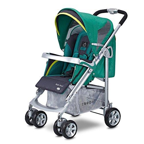 Waltz Smart Standard Stroller- Tealberry front-392337