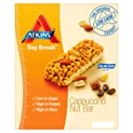 Atkins 37g Day Break Cappuccino Nut B...