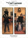 img - for The Carl Larsson Coloring Book book / textbook / text book