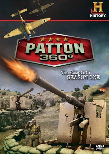 Patton 360: Complete Season 1 [DVD] [Import]