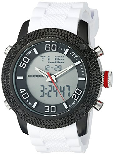 CEPHEUS Men's Quartz Watch CP903-626 CP903-626 with Rubber Strap