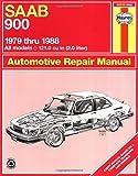 A. K. Legg Saab 900 1979-88 Owner's Workshop Manual