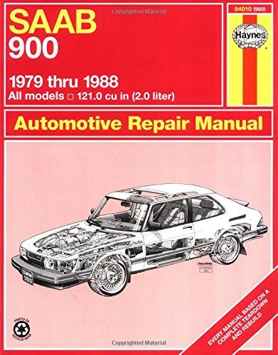 SAAB 900, 1979-1988 (Hayne's Automotive Repair Manual)