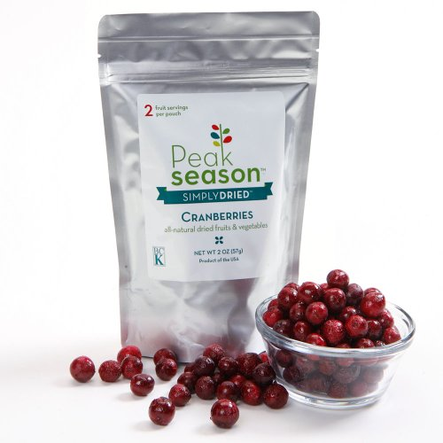 Dried Cranberry Crunchy 2Oz