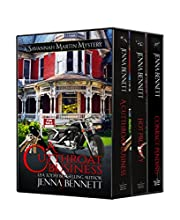 Savannah Martin Mysteries Box Set 1-3: A Cutthroat Business, Hot Property, Contract Pending (Savannah Martin Mysteries Boxset)