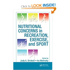 Nutritional concerns in recreation, exercise, and sport Ira Wolinsky, Judy A. Driskell