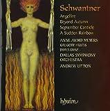 Schwantner: Angelfire, Beyond Autumn, September Canticle, A Sudden Rainbow