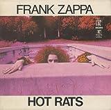 Frank Zappa Hot Rats - 2nd Issue - Gatefold