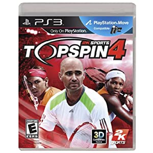 ps3 tennis for exercise