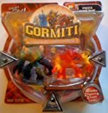 Gormiti Series 1 Delos the Count of the Seas and Insecticus 2 Pack