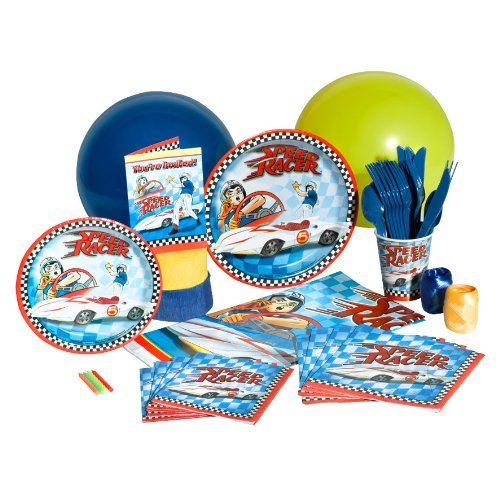 Speed Racer Party Supplies