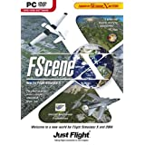 FScene X Add-On for FSX and FS 2004 (PC DVD)by Just Flight