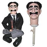 Groucho Marx Semi-Pro Upgraded Ventriloquist Dummy