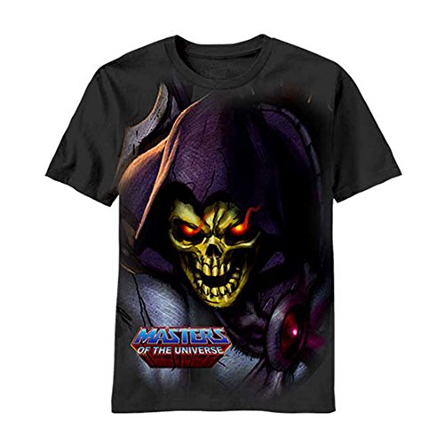 He-Man: Masters Of The Universe Evil Skeletor T-Shirt - S to XXL