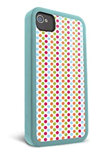 iFrogz Mix Case for iPhone 4/4S (Dots)