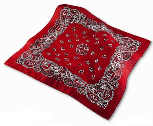 bandana-foulard-rosso