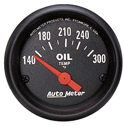 Auto Meter 2639 Z-Series Electric Oil Temperature Gauge (Auto Meter Oil Temperature Gauge compare prices)