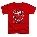 Chevy Retro Camaro Toddler Short Sleeve T-Shirt