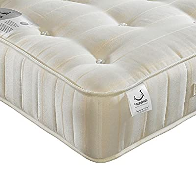 Happy Beds Supreme Ortho Firm Orthopaedic Boonell Spring Tufted Mattress
