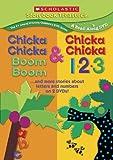 Chicka Chicka Boom Boom & Chicka Chicka 1 2 3 (Scholastic Storybook Treasures)