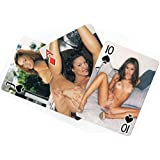 Naked Girls Playing Cards - Fully Nude!
