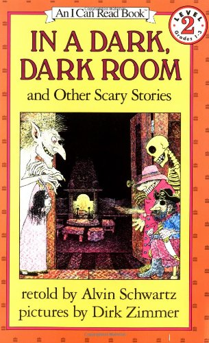 In A Dark, Dark Room And Other Scary Stories (I Can Read! Reading 2) front-1015794