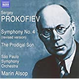 Prokofiev: Symphony No. 4, The Prodigal Son